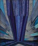 1. František Kupka:<br />Tvar modré